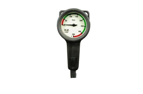 Polaris P39500 manometer 52mm 300bar-0