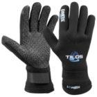 Tilos G3312 3mm velcro handschoen-0