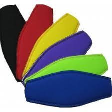 Maskerband Neopreen Gekleurd-0