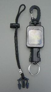 Gearkeeper RT4-5913 Scuba mini console retractor-0
