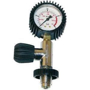Test Manometer voor duikfles-0
