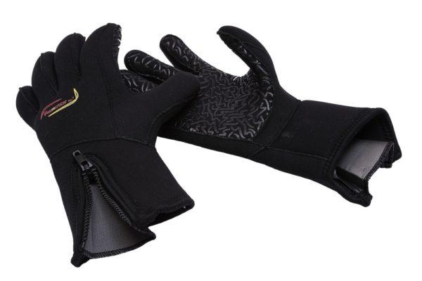 Reactor 5mm handschoen met rits-0
