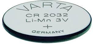 Batterij Varta CR2032-0