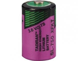 Batterij SL-750 Tadiran 1/2AA 3,6v-0