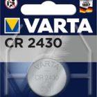 Batterij Varta CR2430 lithium-4880
