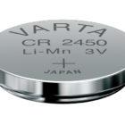 Batterij Varta CR2450 lithium-0