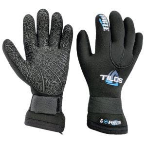 Tilos G5418 5mm Titanium handschoenen-0