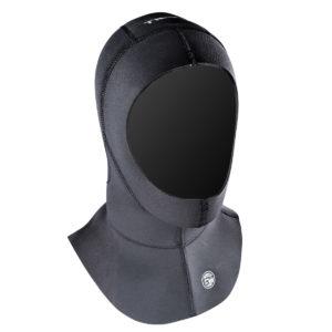 Tilos H6015 Cap Hood 6/3mm met kraag