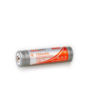 Orca Torch 14500 700mAh oplaadbare batterij