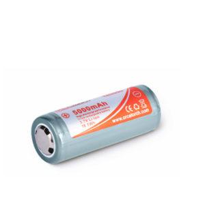 Orca Torch 26650 5000mAh oplaadbare batterij