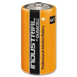 Duracell Industrial batterij R14 Ccell 10 stuks